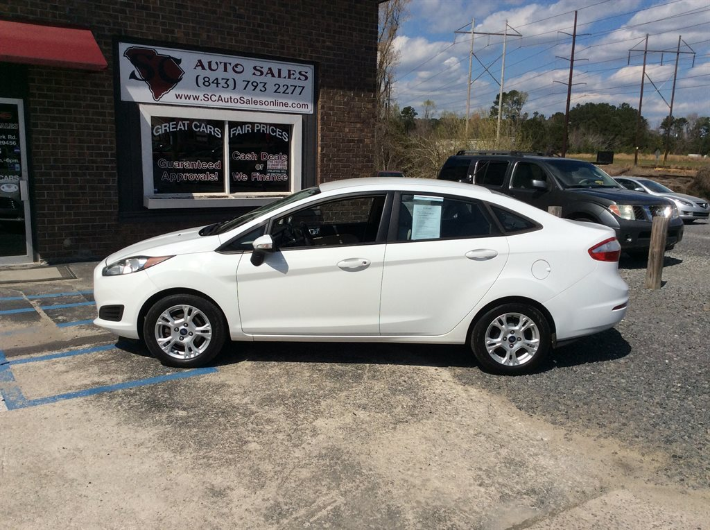 2014 Ford Fiesta - MS10296 | SC Auto Sales | Used Cars For Sale ...