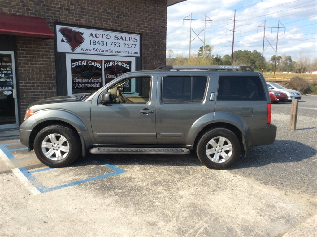 2005 Nissan Pathfinder - MS15191 | SC Auto Sales | Used Cars For ...